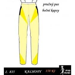 Sportovní kalhoty Dalimil / Ilona